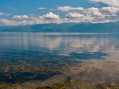 世界遺産バイカル湖