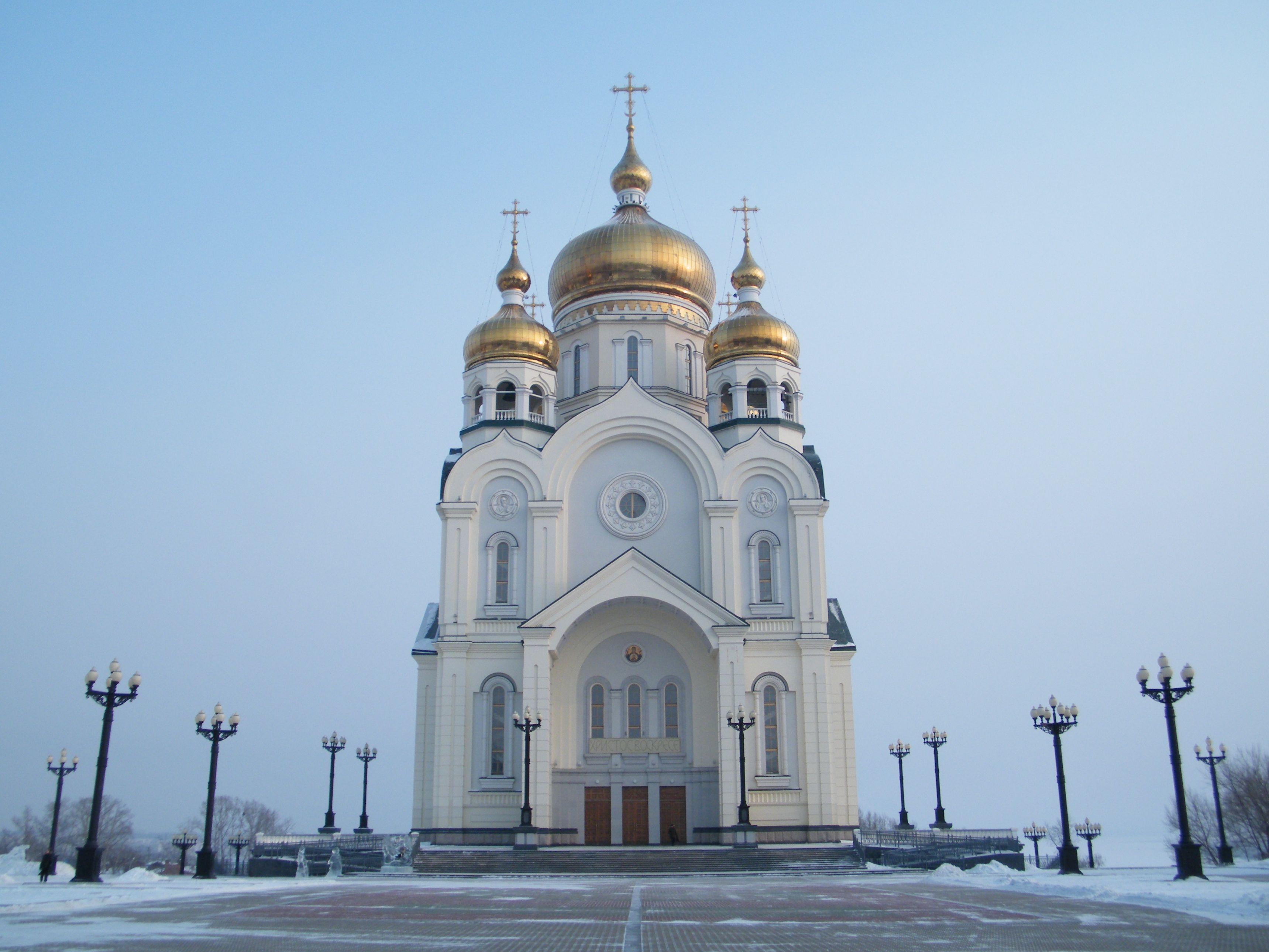 スパソ・プレオブラジェンスキー大聖堂