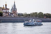 アンガラ川沿い (イルクーツク)