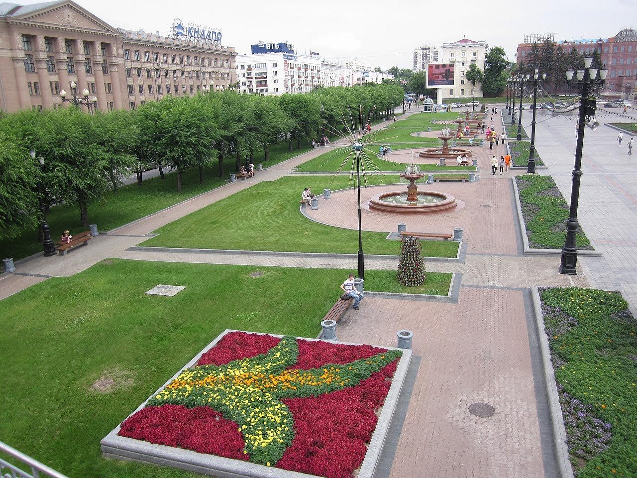 レーニン広場
