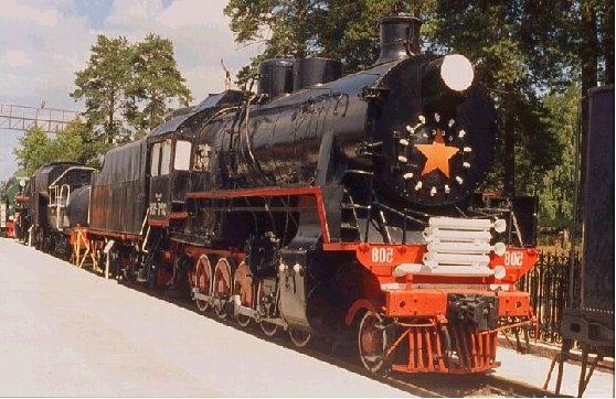 鉄道博物館 ノボシビルスク