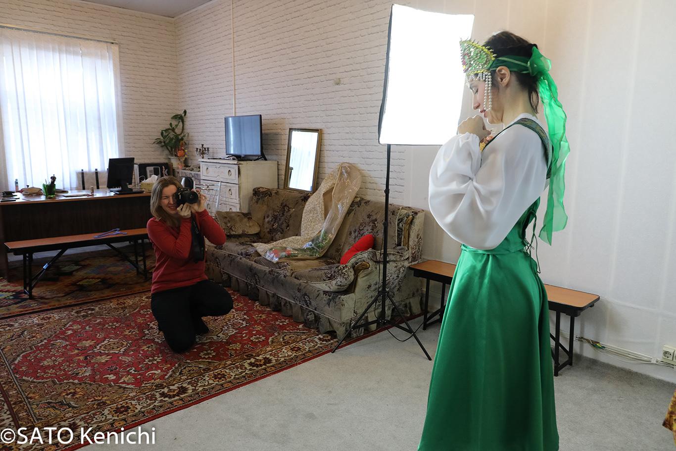 伝統衣装撮影会