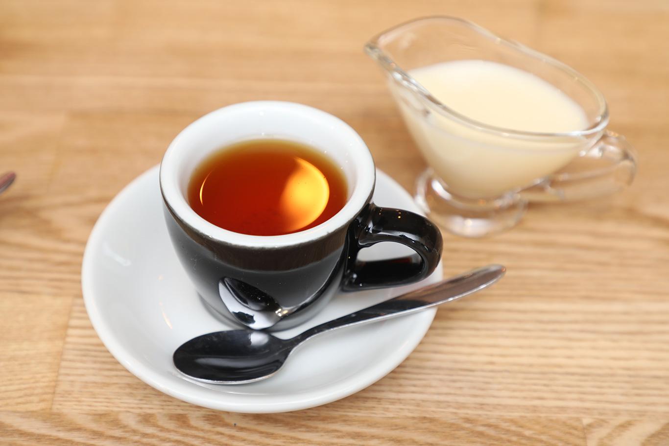カフェーマ 紅茶