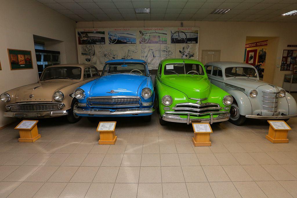 クラシックカー博物館