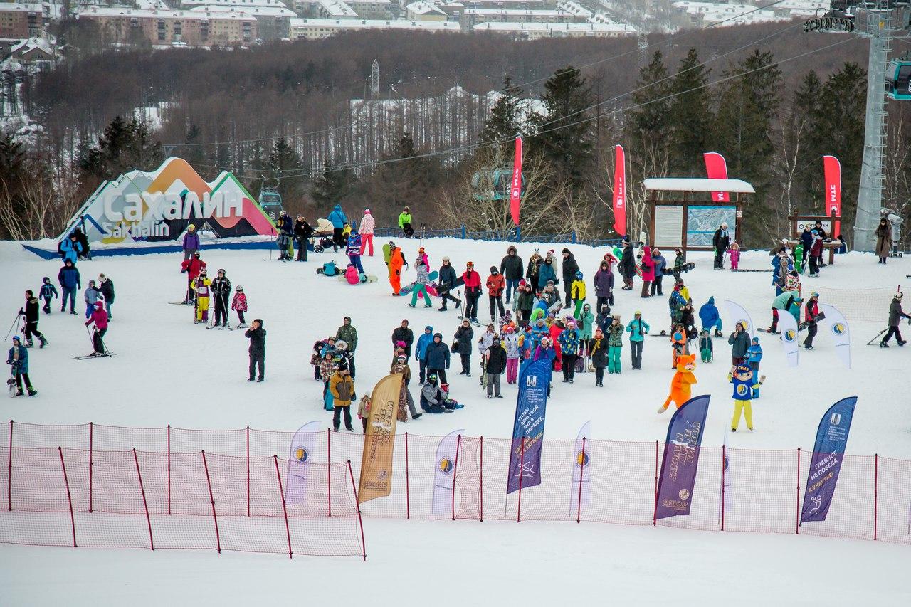 山の空気展望台スキー場