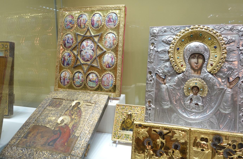 展示物② ファベルジェ博物館