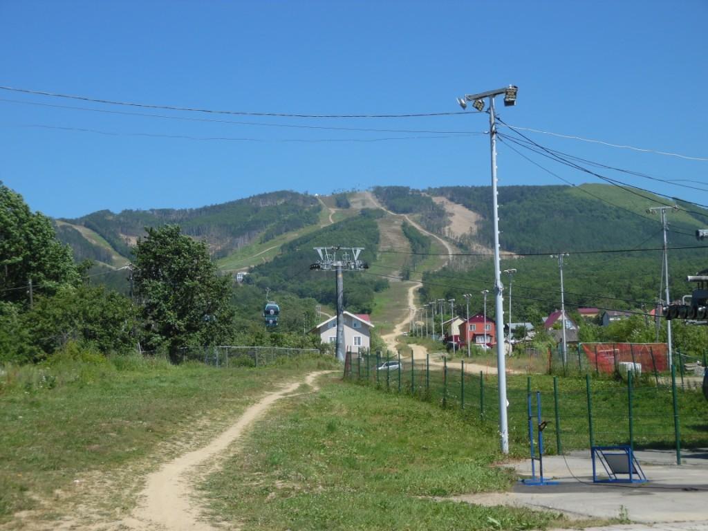 山の空気展望台