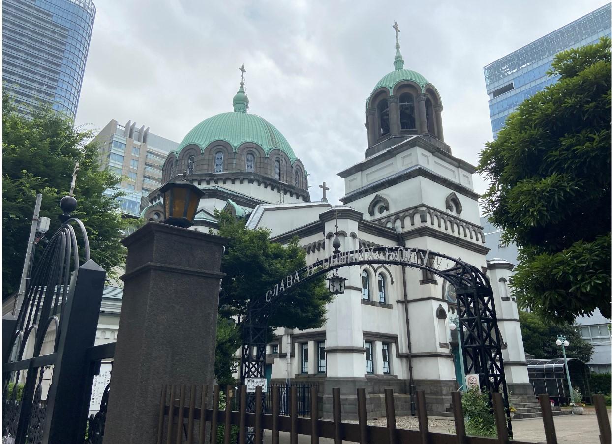 東京復活大聖堂「ニコライ堂」